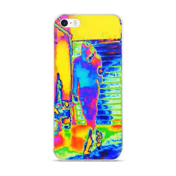 The Return Of Suburban Geek iPhone Case