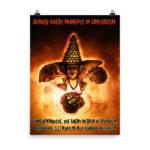 Wizard 18x24 Premium Photo Luster Paper Poster