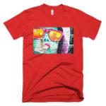Pug Guru MALE T-shirt