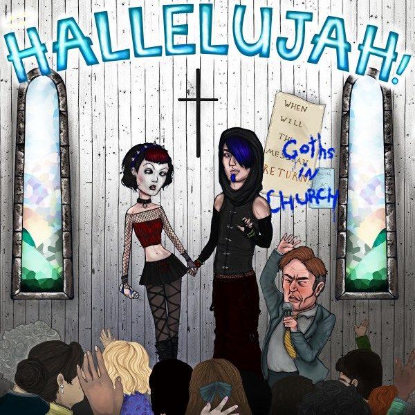 Goths In Church
